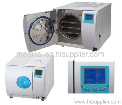 16L Class B LCD Display Medical Autoclave / Laboratory Autoclave