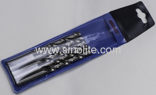 HSS Twist Drill Roll Forged ANSI B94.11M