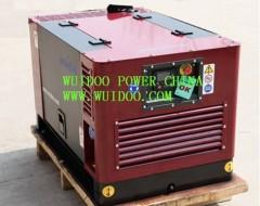 Two Cylinders Diesel Generator--10kw