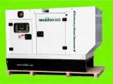 Silent Type Diesel Generator Set (30KW-50KW) (WUIDOO)