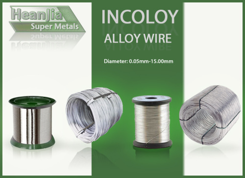Incoloy 800 Wire of Nickel