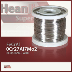 FeCrAl 0Cr27Al7Mo2 Alloy Wire