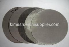 Twill Weaving Stainless Steel Wire Mesh