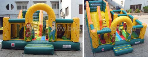 Safari Slide Inflatable