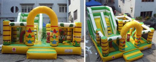 Inflatable Slide Totem