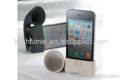 For Iphone Silicone Horn