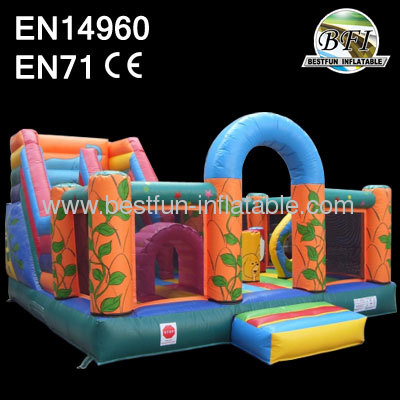 Pop Outdoor Inflatable Sports Playground