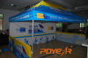 3X4.5m pop up tent by Victoria