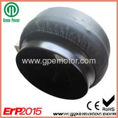sistemi di aspirazione 230V AC 12 pollici circolare Inline Duct Fan CK315