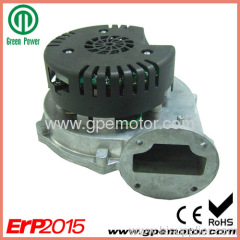 Small Oil-fired heating ventilation 24VDC EC Exhaust Blower