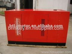 30kw Cummins diesel generator set 380/400v