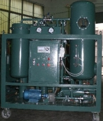 Turbine Oil Separator Oil Separation Unit