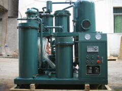 Hydraulic oil filtering oil recycle oil separator machine