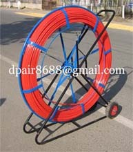 Reels for continuous duct rods,Pipe traker traceable midi duct rodder