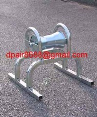 Straight line bridge roller,Cable guides,Cable rollers