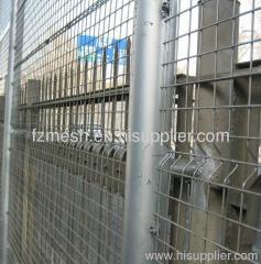 Warehouse railings