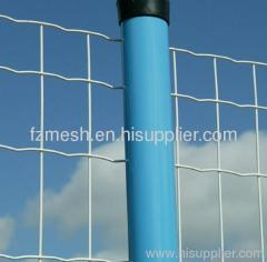 Waving railings
