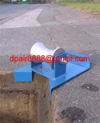 Laying cables in ducts - Guide roller,Aluminium Roller