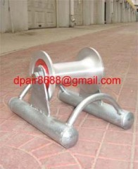 Cable Roller With Ground Plate,Cable Rollers,Cable Rolling