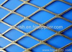 Expanded Metal Mesh Panel
