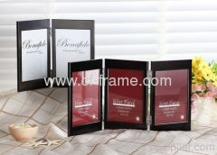 stainless steel photo frame