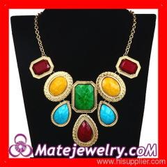 Bib Necklace Vintage Jewelry