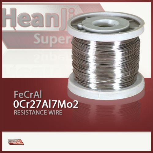 FeCrAl 0Cr27Al7Mo2 Furnace Wire