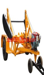 Cable Reels,Cable Drum Carrier Trailer,cable reel carrier trailer