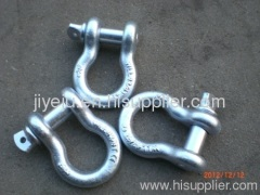 high tensile bow shackle