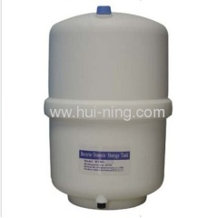 Pressure water store tank