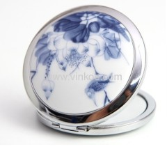 Beautiful Ceramic cosmetic mirror