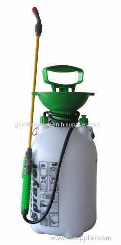 5.0L Garden Water Sprayer With Funnel Head