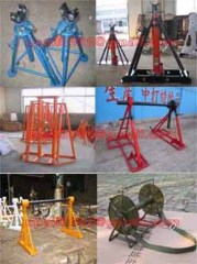 CABLE DRUM JACKS,Cable Drum Lifter Stands