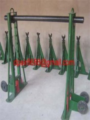 Cable Drum Jacks,Tripod cable drum trestles, made of steel