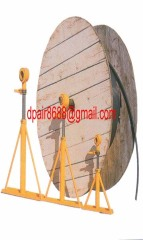 Made Of Steel,Tripod Cable Drum Trestles