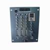 Professional 3 channel DJ mixer With USB/SD DJX3USB