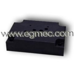 NG10 Cetop5 Rexroth G292/01(G1/2), G308/01(G3/8), G377/01(G3/8), G378/01(G1/2) Hydraulic Subplate