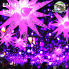 Different Size Inflatable Lighting Christmas Stars