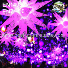 Inflatable Lighting Christmas Stars