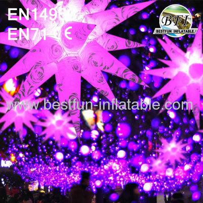 Inflatable Lighting Christmas Stars