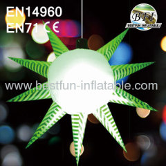 Shining Inflatable Party Event Star With LED