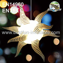 LED Light Inflatable Star Decoration