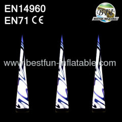 Decoration Inflatable Light Cone