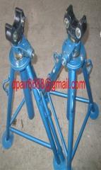 Tripod Cable Drum Trestles,,Cable Drum Trestles