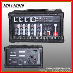 Professional 6/8/10 Channel Power Mixer