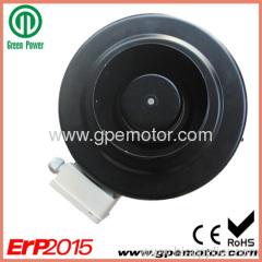 K160 DC inline ventilation fan 48V PWM control