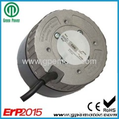 ErP2015 New BLDC External rotor EC Motor design