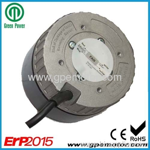 erp2015 new bldc external rotor ec motor design from china