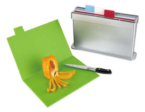 plastic chopping board knife shelves