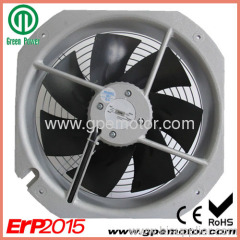Railway air ventilation system 48V Brushless DC Axial Fan